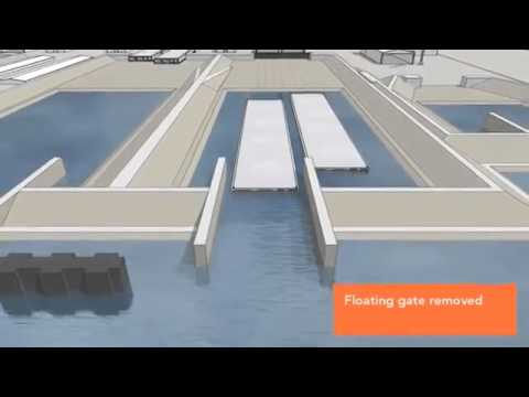 Embedded thumbnail for Fehmarnbelt Fixed Link. Tunnel North & South